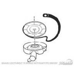 Air Cleaner Lid Gaskets  (289, 302)