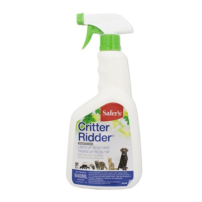 Critter Ridder Liquid Animal Repellent