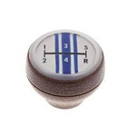 68-69 Deluxe 5-Speed Shift Knob