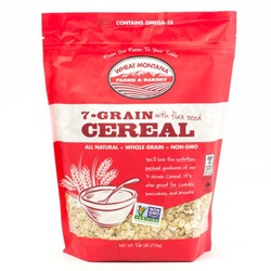 7 Grain Cereal (Flakes) w/Flax