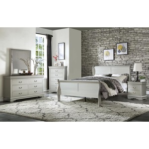 26733 PLATINUM NIGHTSTAND