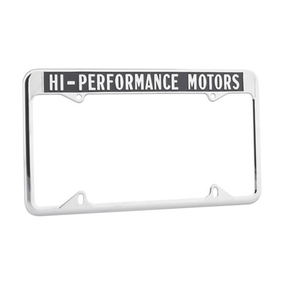 1964-73 High Performance Motors License Plate Frame
