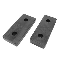 Transmission mounting pad