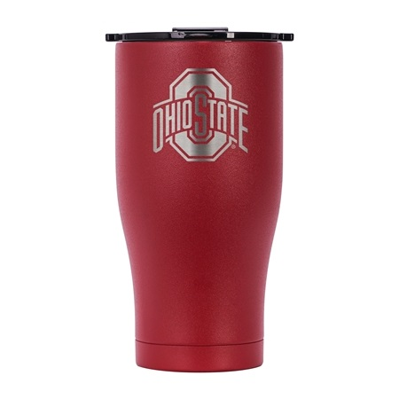 Ohio 27oz Chaser Scarlet/Black
