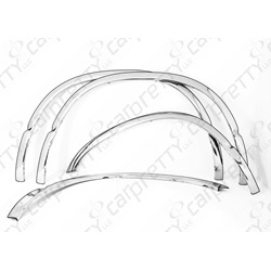 Chrome Fender Trim - FT63