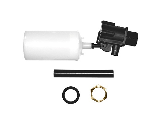 "MTM Hydro 3/4"" Plastic Float Valve with Pipe"