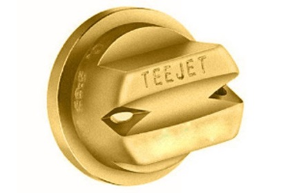 TeeJet TP8015E - 80° Brass Even Flat Spray Nozzle