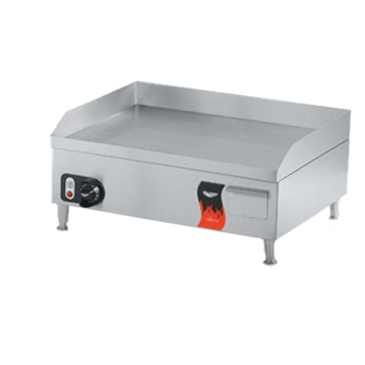 "Vollrath Cayenne 24""W Electric Counter Top Griddle"