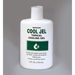 COOL JEL BOTTLE 4 OZ