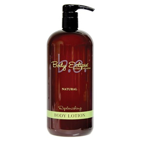 32oz Body Eclipse Natural Vanity Dispensers, Boston Rd Amber
