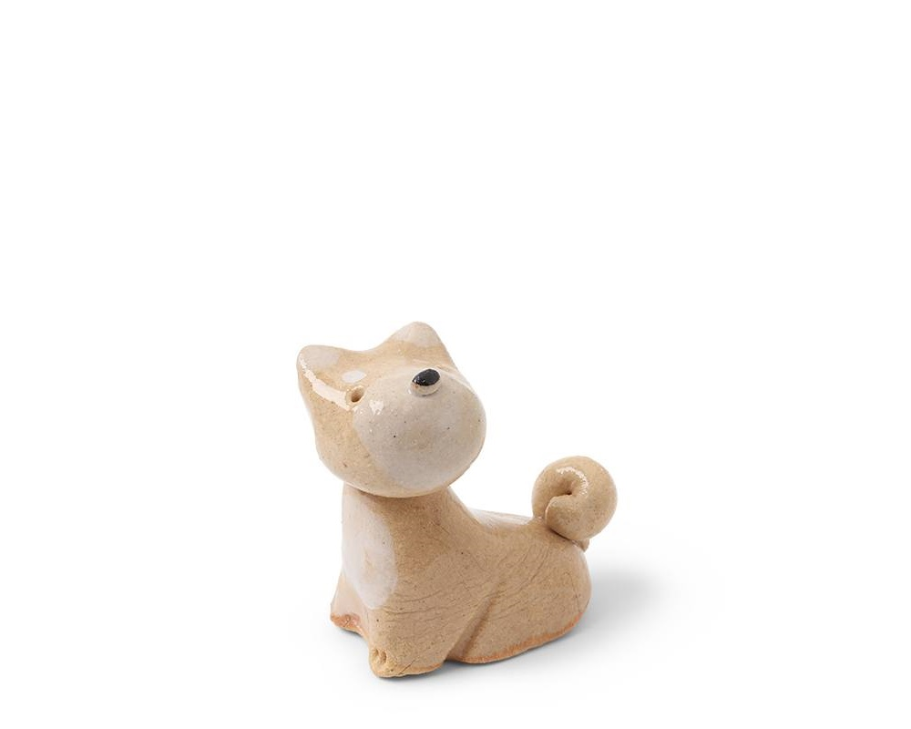 Chopstick Rest Dog Sit 1.25""