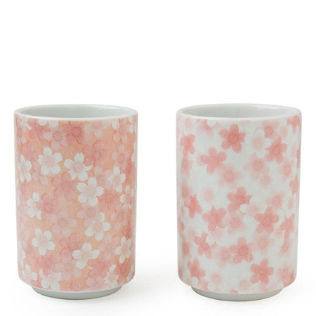 MANKAI SAKURA 8 OZ. TEACUP SET