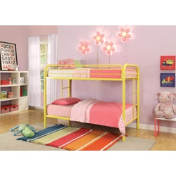 02188YL YELLOW T/T BUNKBED