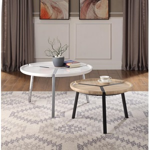 84910 Casia 2Pc Nesting Table Set
