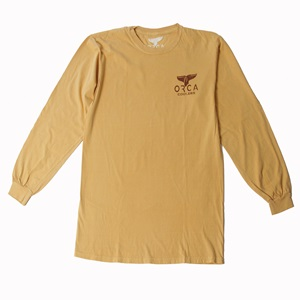 Mustard Logo - Long Sleeve