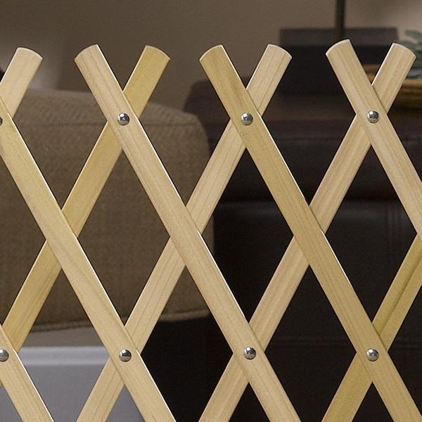 KeepSafesupR Sup 84 Wood Expansion Gate