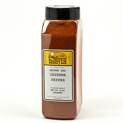 Pepper, Red Cayenne - Ground (1lb)