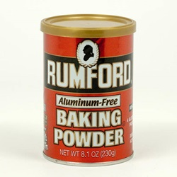 Rumford® Baking Powder (8.1oz)