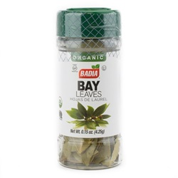 Bay Leaves, Whole (Organic) - .15oz