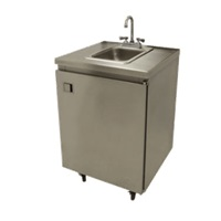 Advance Tabco SHK-MSC-26C Self-Contained Mobile Hand Sink