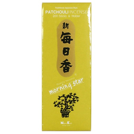 Morning Star Incense - Patchouli