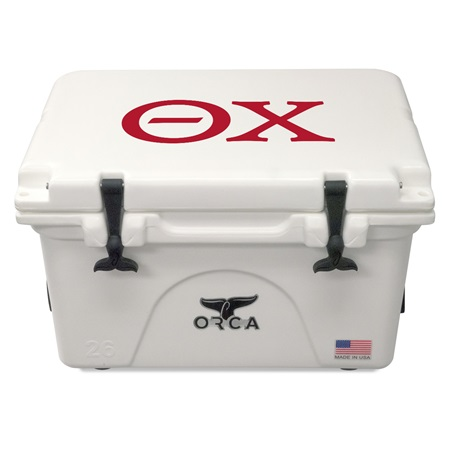 Theta Chi White 26 Quart
