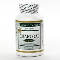 Charcoal Capsules - 125 ct