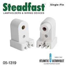 Lampholder Set: Tombstone Spring & Fixed End