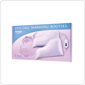 Heated Treatment Booties