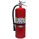 Amerex 20lb ABC Fire Extinguisher - W/ Wall Bracket