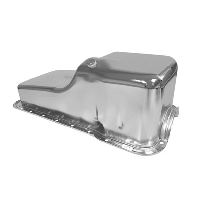 1964-69 Concours Small Block Oil Pan(chrome)