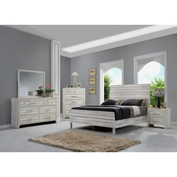 23964CK SHAYLA CAL KING BED