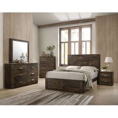 24850Q Elettra Queen Bed