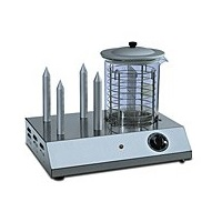 Sirman Hot Dog Steamer