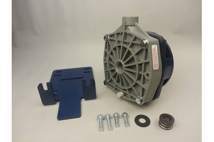 "Price HP75CN Centrifugal Pump with 5"" Trimmed Impeller"