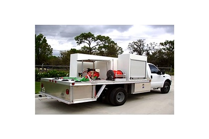 Custom Spray Trucks for Sale