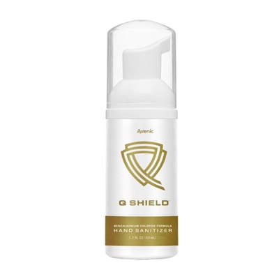 Q Shield™ Hand Sanitizer - 50mL