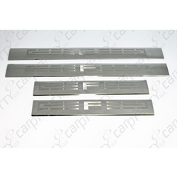 2008-2015  Ford F250/F350 Super Duty Sill Plate Cover