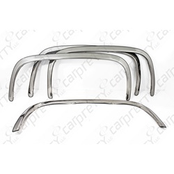 Chrome Fender Trim - FT109