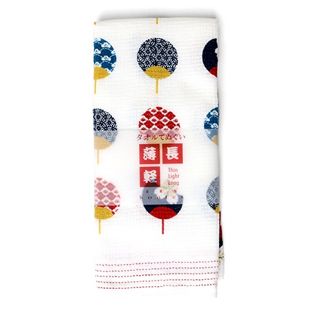 Tea Towel - Komon Fans