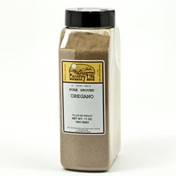 Oregano, Ground - 11 oz