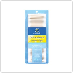 Classic® Cotton Swabs