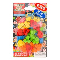 Iwako Interlocking Puzzle Set