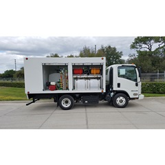 Compact Lawn & Shrub Spray Truck | 1250 Series