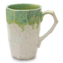 Snow & Emerald 12 Oz. Boulder Tall Mug