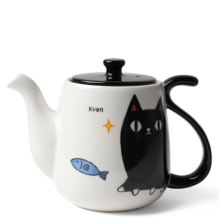 Cat Pals 14 oz. Teapot