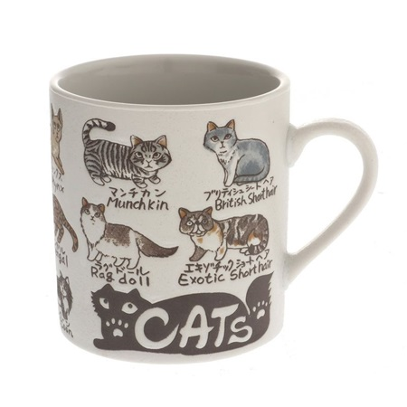 Mug Favorite Cats