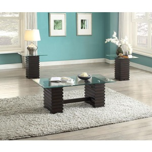 82250 EARLEEN ESP.3PC C/E TABLE SET