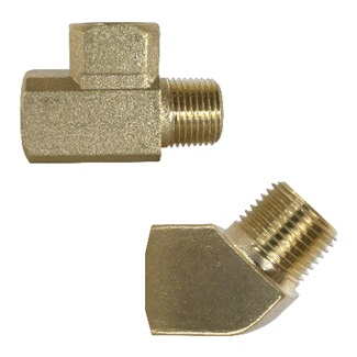 Brass NPT Fittings