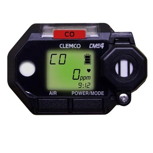 Clemco Carbon Monoxide Monitor